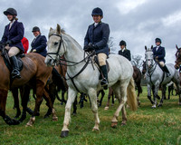 20/03/17 Joint Meet with Cotswold Hunt